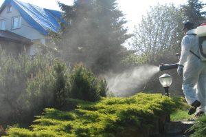 Oprysk na komary i kleszcze Krisoff